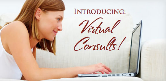 virtual cosmetic surgery consultation